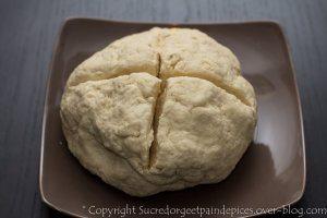 La pâte feuilletée