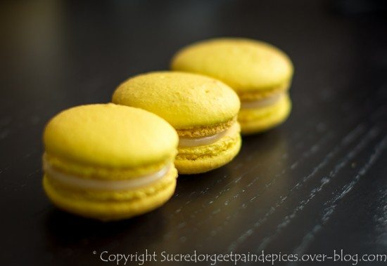 1 - citron, cuisine, jaune, macarons, Sucredorgeetpaindepices.over-blog.com - 05