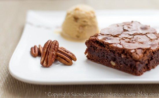 11 - brownie, cuisine, pecan, Sucredorgeetpaindepices - 15