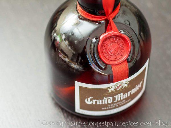 Soufflé au Grand Marnier