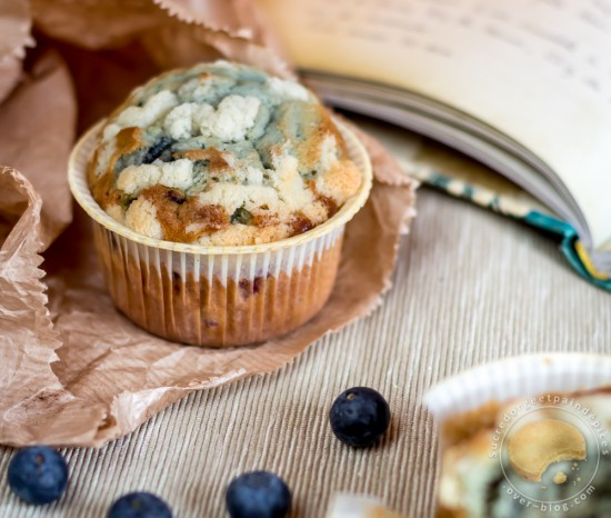 Cuisine - muffin - myrtille