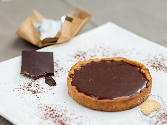 Cuisine - tarte - chocolat