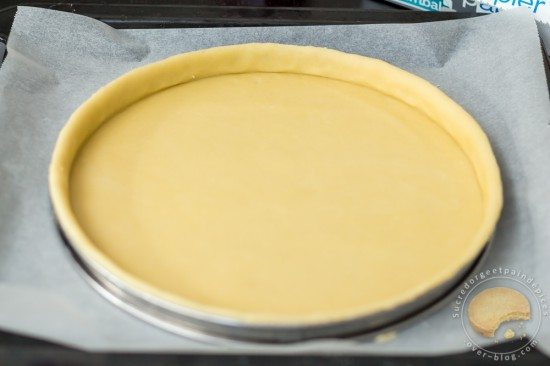 Cuisine - tarte - chocolat blanc