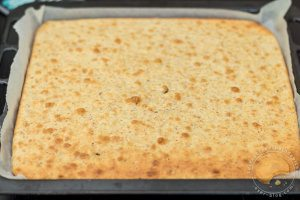 Moelleux aux noisettes et caramel au beurre salé