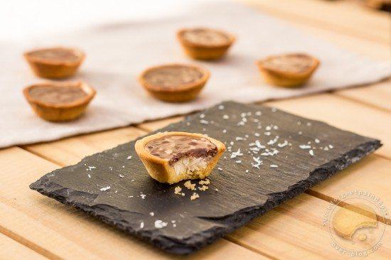 Tartelette - bounty - chcolat - coco