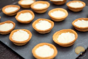 Mini tartes Bounty