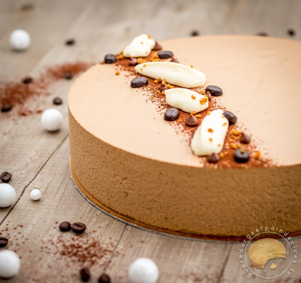Cake Pomme Peche Chocolat