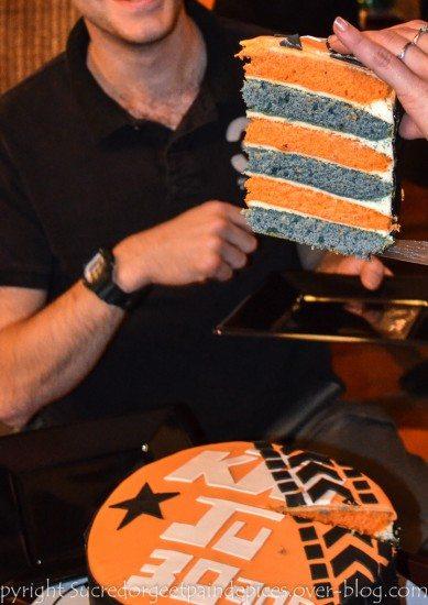 Gâteau D Anniversaire Hyper Personnalisé Ktm Sucre D Orge Et