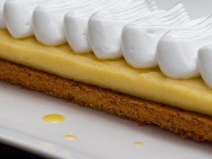 Ma version de la tarte au citron meringuée