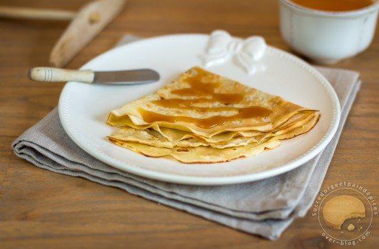 cuisine - crepes - pancakes - bretonnes