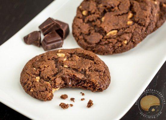 Cuisine - Cookies - chocolat