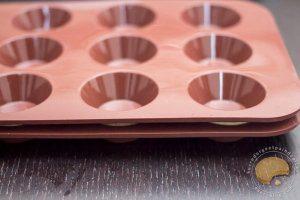 Mini tartes Bounty